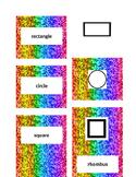 2D & 3D Shape/Name Memory