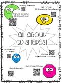 2D/3D Shape QR Codes