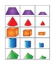 2D 3D Shape Sorting