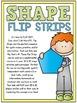 2D & 3D Shapes Flip Strips