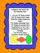 2D & 3D Shapes Mini Unit:Common Core Alligned Grades 1-3