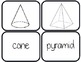 2D & 3D Shapes Matching Game & Quiz