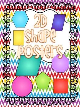 2D & 3D Shapes SUPER PACK!