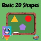 2D Basic Shapes