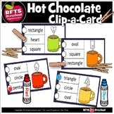 2D Clip-a-Cards Hot Chocolate