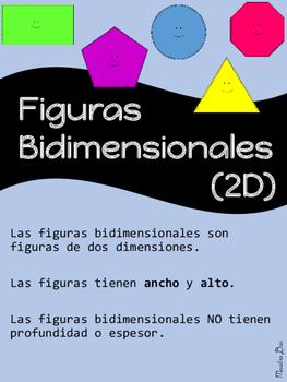 2D Figures / Figuras Bidimensionales (Planas)