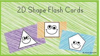 2D Flashcards