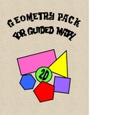 2D Geometric  Shapes Pack