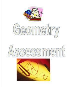 Common Core Geometry (4GA1) Assessment