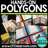 2D Geometry HANDS-ON POLYGONS 3.G.1, 2.G.1, 1.G.1, 1.G.2 Shapes