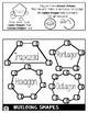 2D Plane Shape Geometry FlipBook