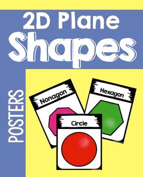 2D Plane Shapes
