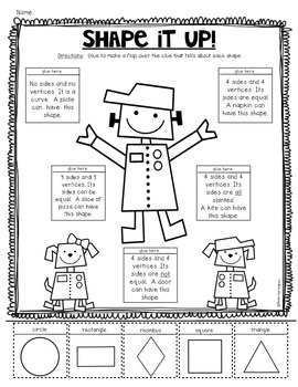 Graphing Worksheets | Four Quadrant Graphing Characters ...