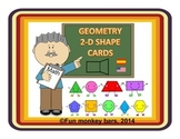 2D SHAPES CARDS