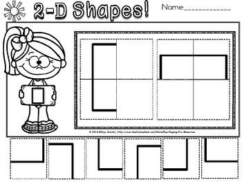 2D SHAPES LETS MAKE IT
