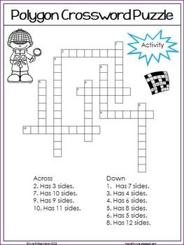 2D Shapes Worksheets - Games - Activities - Word Walls