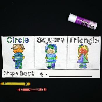 2D Shape Activity Pack