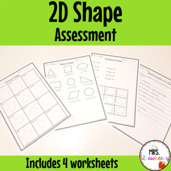 2D Shape Assessment