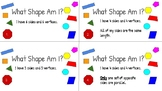 2D Shape Assessment/Scoot/Task Cards