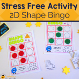 2D Shape Games and Poster Pack