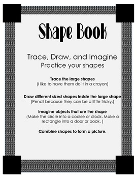 2D Shape Book