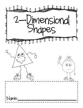 2D Shape Book
