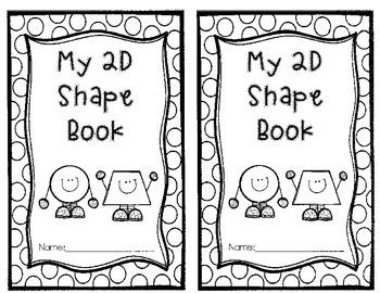 2D Shape Booklet