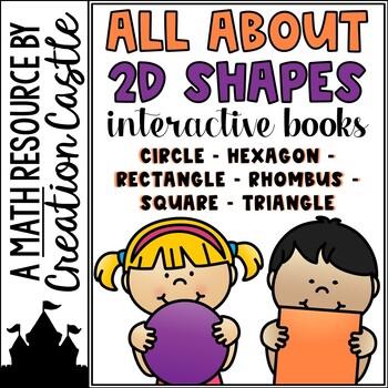 2D Shape Books