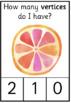 2D Shape Clip Cards!