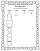 2D Shape Construction Sticks