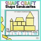 2D Shape Craft | Shape Math Craft