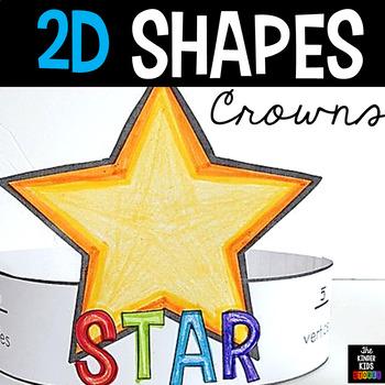 2D Shape Crowns