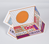 2D Shape Display Case: Circle