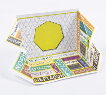 2D Shape Display Case: Heptagon