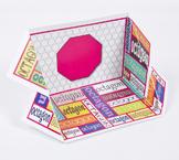 2D Shape Display Case: Octagon