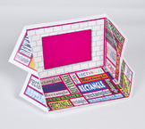2D Shape Display Case: Rectangle