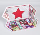 2D Shape Display Case: Star