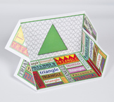 2D Shape Display Case: Triangle