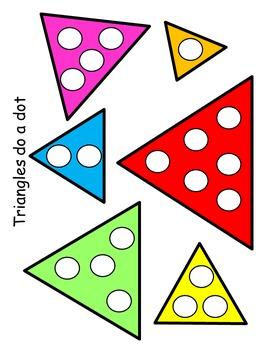 2D Shape Do a dot