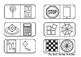 2D Shape Dominoes