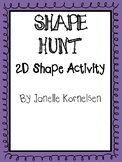 2D Shape Hunt