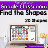 2D Shape Matching Digital Game for Google Classroom Distance Learning