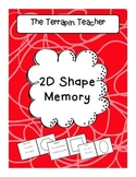 2D Shape Memory/Concentration