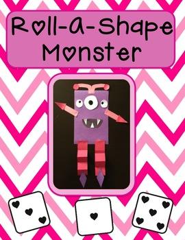 2D Shape Monster