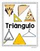 2D Shape Posters in Spanish (Carteles de las figuras geometricas)