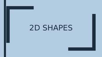 2D Shape Powerpoint