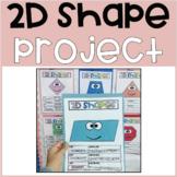 2D Shape Craft
