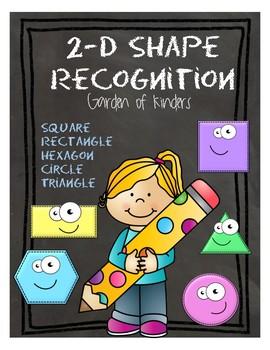 2D Shape Recognition