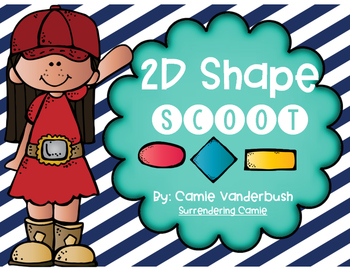 2D Shape SCOOT