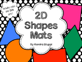 2D Shape Sorting Mats